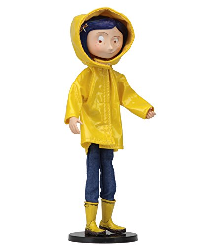 Witch 7 inches Ben de Fashion Doll Kola line raincoat ver and button NECA Coraline. (japan import)