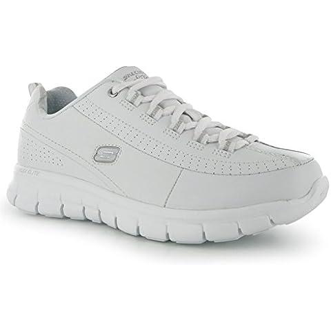 Skechers Elite Estado Mujer Zapatillas Fitness Guantes Sport zapatillas