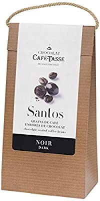 Cafe Tasse 'Santos' Assorted Chocolate Coffee Beans 125 g (Pack of 2)