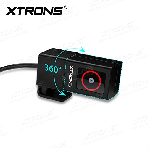 Xtrons Auto Kamera DVR 360 ° drehbares Dashcam HD 1280 * 720 DVR-Dashkamera, USB-Mini-Recorder, Nachtsicht 140° Weitwinkelobjektiv für XTRONS Android Multimedia Player