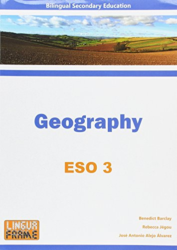 Geography, ESO 3 Andalusia - 9788494470066