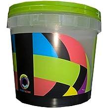 Lo Studio Del Color androgum Pintura impermeable para tejados impermeabilizante Plastico permanente, rojo