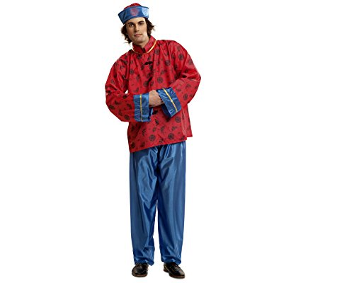 Imagen de my other me  disfraz de chino, talla xl viving costumes mom01092
