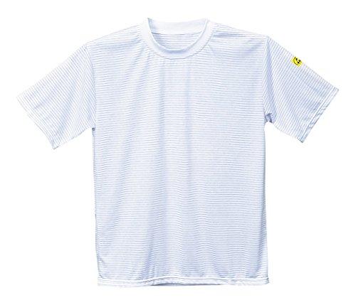 PORTWEST antistatik, ESD T-Shirt, 1 Stück, XL, Weiß, AS20WHRXL weiß