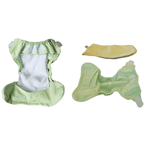 Close Pop-in Stoffwindeln – Newborn Box – farblich sortiert in Pastelltönen – 10 Saugkerne + 6 Außenhüllen - 2