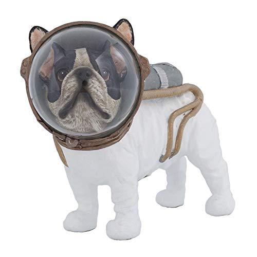 Déco chien astronaute 21cm Kare Design