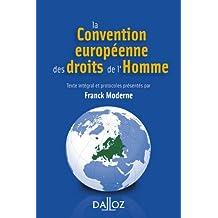 La Convention européenne des droits de l'Homme - 3e éd.