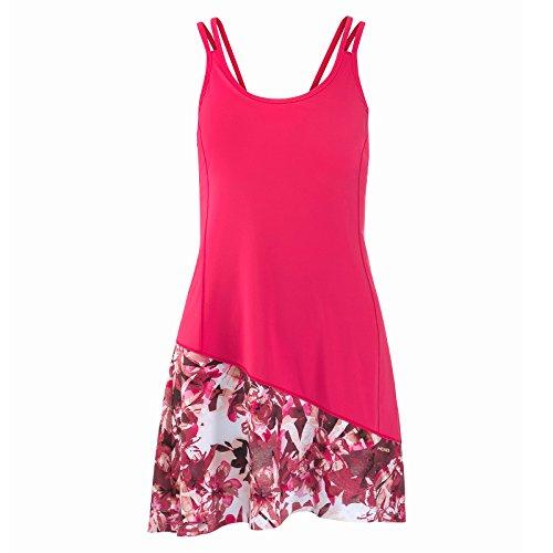 HEAD Mädchen Vision Graphic Kleid XL Magenta
