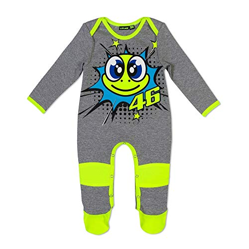 Valentino Rossi VR46 Baby Overall Pop Art Grey 2019 24 mth