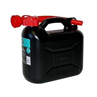 AUTONIK 126610 Kraftstoff-Kanister, Kunststoff, 5 L