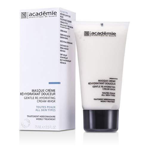 Academie Visage femme/women, Gentle Re-Hydrating Cream Mask, 1er Pack (1 x 50 ml) - Hydrating Masque