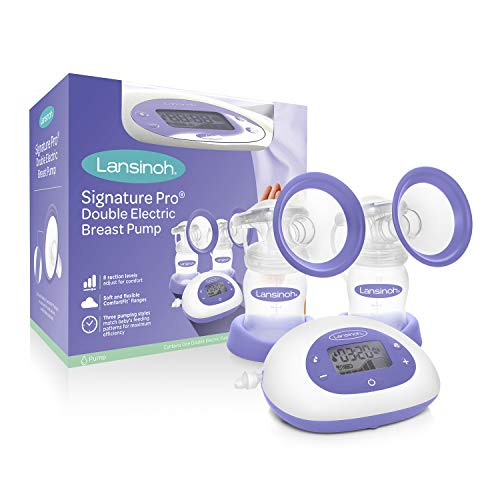 Lansinoh Double Electric Breast Pump BPA-Free