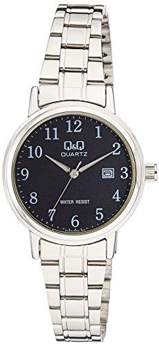 Q&Q Analog Black Dial Women's Watches - BL63J205Y image