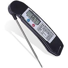 Termometro alimentare, UCMDA Ultra veloce, digitale, per