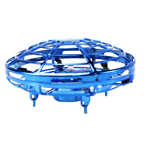 Beaums Fliegen-Kugel-Spielzeug Hand Controlled Suspension Hubschrauber-Spielzeug Interactive Drone Indoor Flyer -