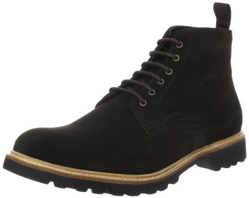 Geox Uomo Igor U24X8R00022C6009, Herren Boots, Braun (coffee C6009), EU 41
