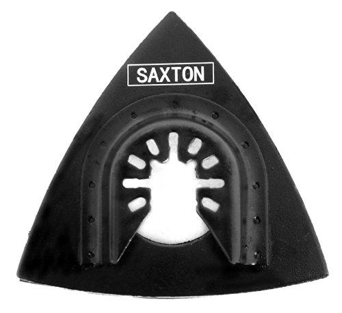 Saxton Schleifblatt-Set, für Multifunktionswerkzeuge von Dewalt/Wolf/Stanley/Worx, 61 Teile