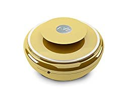 MTT Airtec Eco Aladdin Compact E-Nano Technology Air Purifier for Home & Car (Gold)