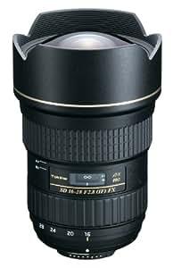 Tokina - AT-X PRO FX Objectif pour reflex Nikon 16 à 28 mm f 2.8 Noir