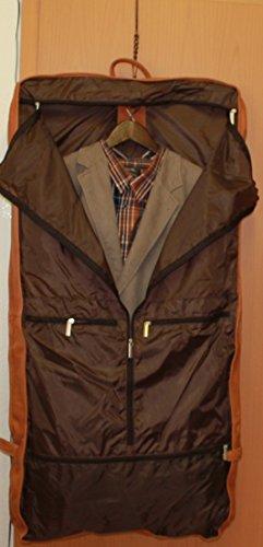 Funda de lujo Natural 5A0453Vorta, softiges orgánico marrón piel ASKI/lefox