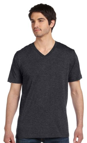 Bella  Unisex T-Shirt DK GREY HEATHER