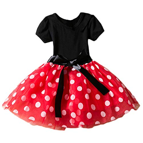 Kostüm Kleid Brautjungfer - Inlefen Blume Prinzessin Party Kleid Tüll