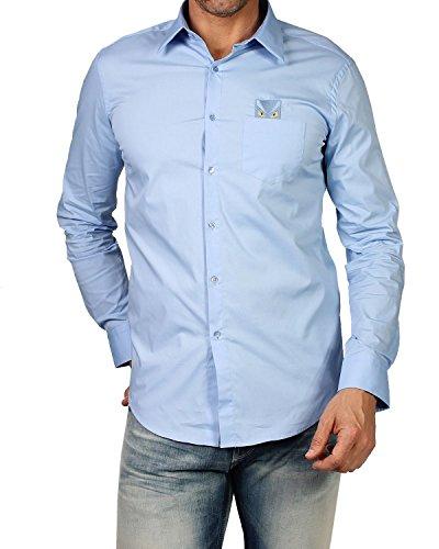 fendi-herren-hemd-hita-popeline-fs0655-96t-blau-42-cm-kragen