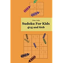 Sudoku For Kids 4x4 and 6x6