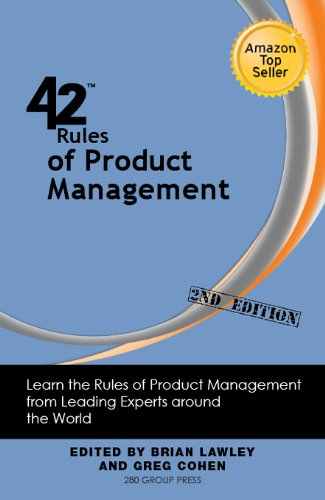 42 rules of product management 2nd edition learn the rules of 42 rules of product management 2nd edition learn the rules of product management fandeluxe Images