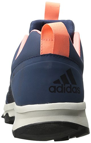 Adidas Outdoor Kanadia 7 Trail Running Shoe - Ash Violet / noir / rose gras 5 Mineral Blue/Night Navy/Sun Glow Yellow