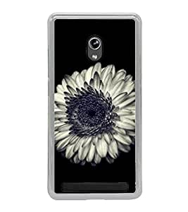 Beautiful White Flower 2D Hard Polycarbonate Designer Back Case Cover for Asus Zenfone 5 A501CG :: Asus Zenfone 5 Intel Atom Z2520 :: Asus Zenfone 5 Intel Atom Z2560