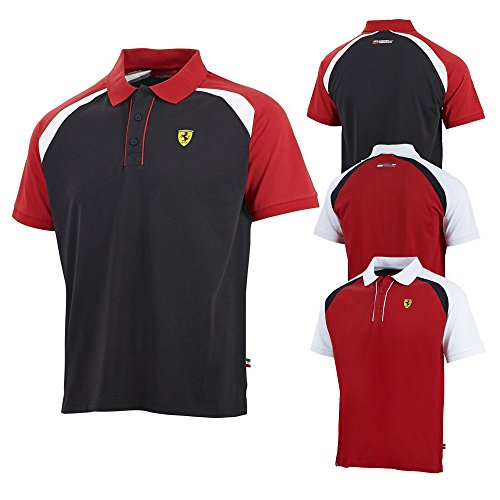 nouveau-2015-scuderia-ferrari-f1-polo-race-pour-homme-100-coton-2-couleurs-disponibles-rouge-rouge-m