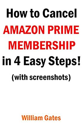amazon prime how to cancel amazon prime membership in easy 4 steps with screenshots how to. Black Bedroom Furniture Sets. Home Design Ideas