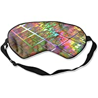 Eye Mask Eyeshade Circuit Cpu Chips Sleep Mask Blindfold Eyepatch Adjustable Head Strap preisvergleich bei billige-tabletten.eu