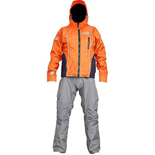 Ocean Rodeo Trockenanzug Soul Breathable Drysuit, Orange, XXL, OR-8100-ORG/BL (Trockenanzug 2)
