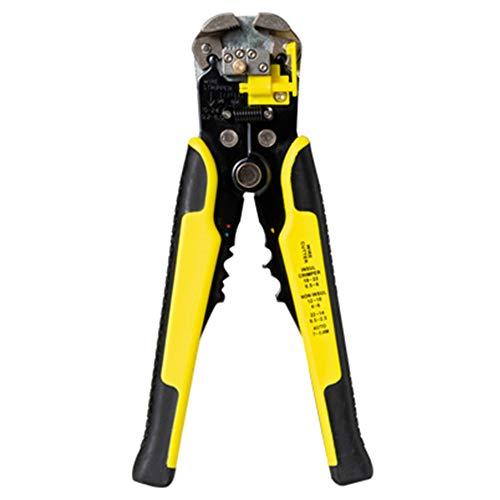 Iswell Wire Stripper Crimper Cable Cutter Stripping Tool Cortador automático de alambre Herramientas multifuncionales de pelado Alicates para prensar