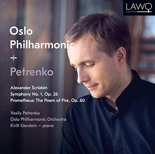 Sinfonie 1,Op.26 the Poem of Fire,Op.60 (Scriabin-sinfonien)