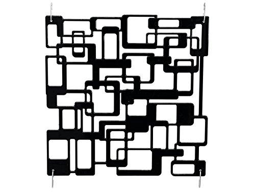 EUROPALMS Raumteiler Labyrinth sw 4x