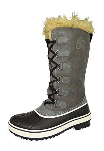Sorel Arctic Tivoli Pewter Black/Turtle Dove - Femme Pewter Black / Turtle Dove