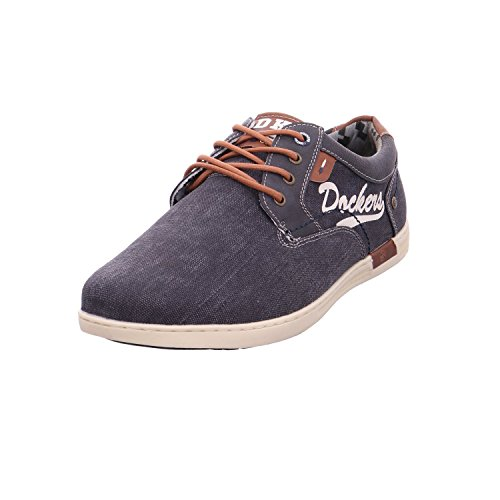 Dockers by Gerli 42fz003-797100, Sneakers Basses Homme Noir (Schwarz 100)