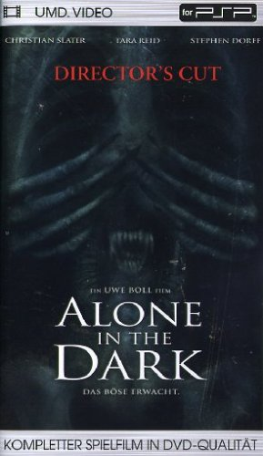 Alone in the Dark (Director's Cut) [UMD Universal Media Disc]