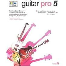 Guitar Pro 5 hybrid. CD-ROM: Tabulatur-Editor für Gitarre, Bass und Banjo