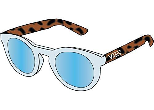 Vans Damen Sonnenbrille Lolligagger Sungla Clear/Tortoise