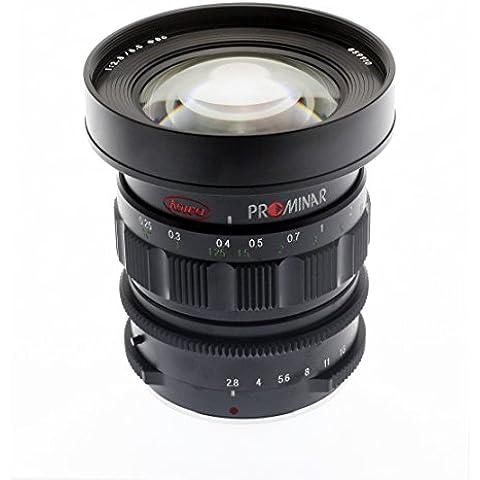 Kowa-Binocolo prominar obiettivo 2,8/8,5mm per collegamento Micro Four Thirds, colore: nero - Fogli Tetto