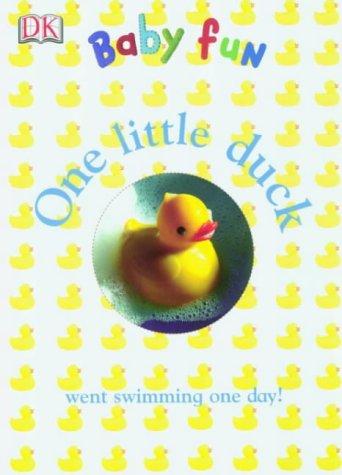 One little duck.