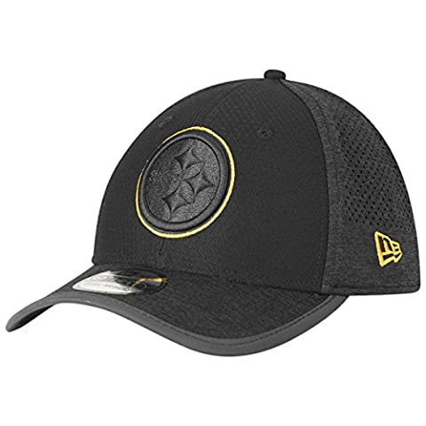 New Era 39Thirty Cap - TRAINING 2017 Pittsburgh Steelers