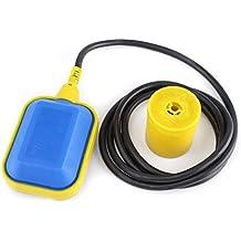 Tipo de cable interruptor de flotador 6.23 Pies (12.14ft) Cable Líquido Líquido Nivel