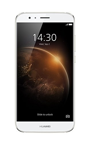 "Huawei G8 - Smartphone libre Android (5.5"", 13 MP, 32 GB, 3 GB RAM, 4G), color plata"