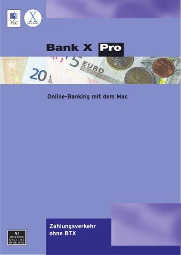 Bank X 3.0 Professional (MAC)