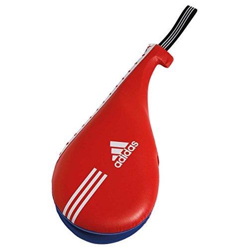 Adidas Double Mitt Kicking Target-Rot -